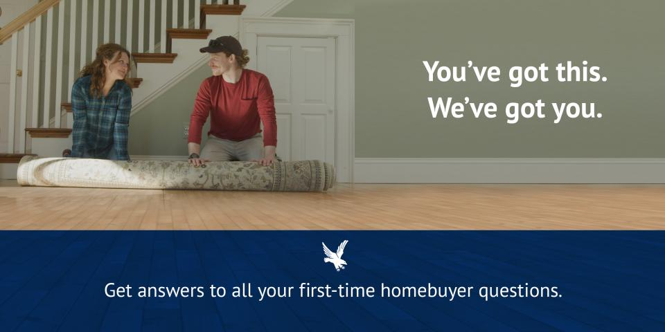 first time homebuyers